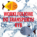 worki foliowe do transportu ryb